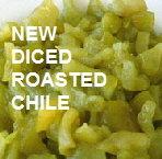 DICED GREEN CHILE